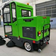 惠州小型电动扫地车厂家报价图片
