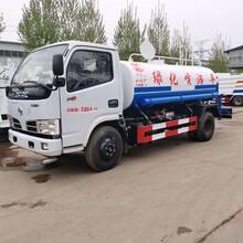 苏州东风12方洒水车生产厂家图片