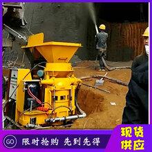 潮州市单料斗吊装式喷浆机尺寸图片
