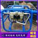 威海市大流量气动注浆泵重量