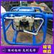 黔南州矿用双缸气动注浆泵用途