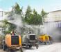 江西宜春豐城噴霧降塵設備,廠房人造霧除塵設備