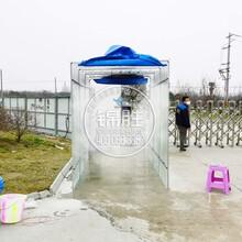 江西南昌车辆高压喷雾消毒通道,车辆消毒通道图片