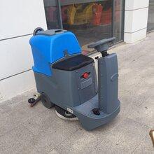 智能座驾洗地机电动节能洗地机工业医院清洁机拖地机洗地机厂家图片