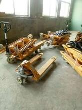 武清区高价回收电动叉车回收电动堆高车回收地牛