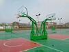 仿液壓式籃球架生產廠家移動式籃球架廠家