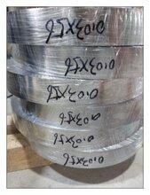 精密钢箔库存304316L超薄不锈钢垫片0.01~0.09MM可分条裁切