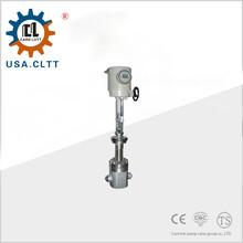 进口电动高压焊接调节阀