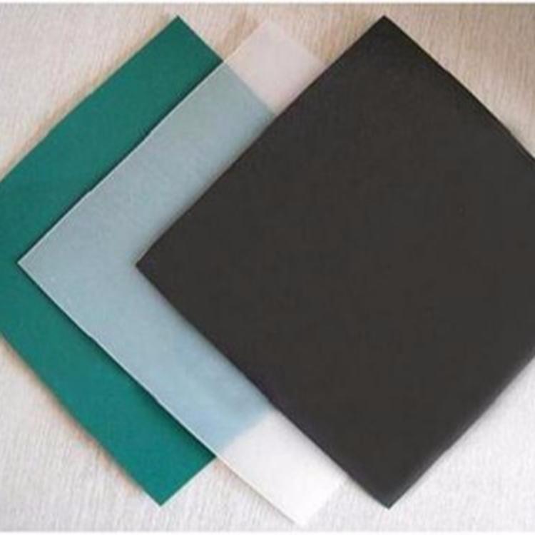HDPE土工膜垃圾填埋場專用防滲土工膜防滲膜抗腐蝕廠家