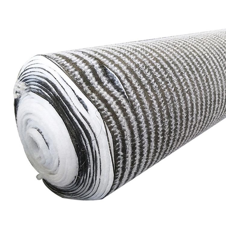 覆膜防水毯GCL納基防水毯膨潤土防水毯報價工廠