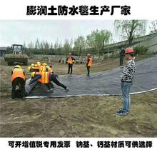 防水毯厂家,膨润土防水毯图片