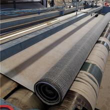 纳基膨润土防水毯施工图片