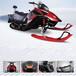 救援雪地車雪地摩托車兒童雪地摩托生產廠家