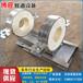 博迎管道DN60聚氨酯保冷管托管道保溫支座固定支架滑動管托導向