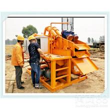 赤峰河道清淤砂漿脫水設備廠家價格圖片
