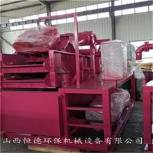 蘇州河道清淤渣漿脫離機廠家直銷圖片