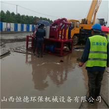 棗莊河道清淤泥沙脫水器廠家直銷圖片