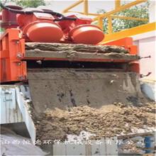 遷安河道清淤渣漿脫離裝置廠家直銷圖片
