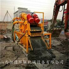包頭河道清淤砂漿脫離設備廠家價格圖片