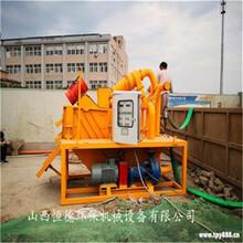 海南河道清淤砂石分離裝置廠家直銷圖片