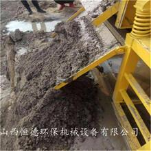 常州河道清淤渣漿分離機廠家直銷圖片