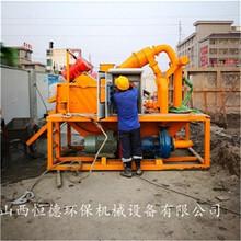 臨沂河道清淤泥沙脫水器廠家價格圖片