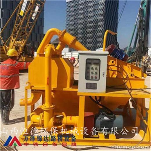 烏魯木齊環保打樁沙石處理設備廠家價格