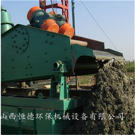 固原環保打樁沙石凈化設備廠家價格