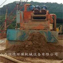 衡水河道清淤渣漿處理裝置廠家直銷圖片