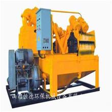 海東河道清淤砂石處理裝置廠家直銷圖片