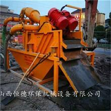 濱州河道清淤砂漿凈化設備廠家直銷圖片