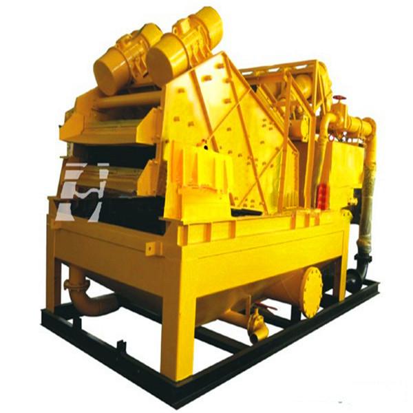 路橋灌注樁工程污水分離機怎么使用