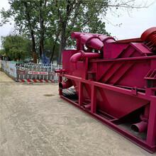 灌注樁泥沙凈化設備廠家圖片