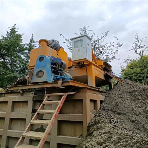 建筑管桩工程沙浆分离设备厂家
