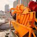 中衛地鐵管樁工程砂漿脫水機廠家價格