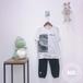 不可比喻夏裝時尚韓版中大童系列品牌童裝折扣批發走份