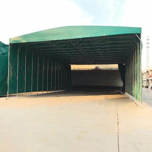 遮阳棚伸缩式雨棚图