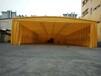大型戶外活動遮陽停車棚移動倉庫推拉蓬大排檔燒烤帳篷伸縮式雨棚