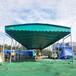 浙江大型收縮遮陽蓬移動推拉雨棚夜市排擋帳篷活動倉庫伸縮雨棚