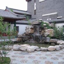 庭院假山施工服務圖片
