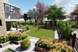 信陽別墅庭院規劃施工