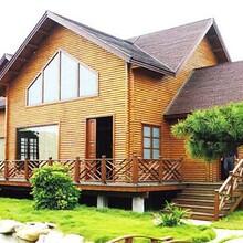 許昌木屋別墅設計圖片
