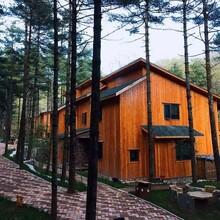 新乡木屋别墅施工团队图片