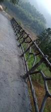 驻马店仿木水泥栏杆施工流程图片