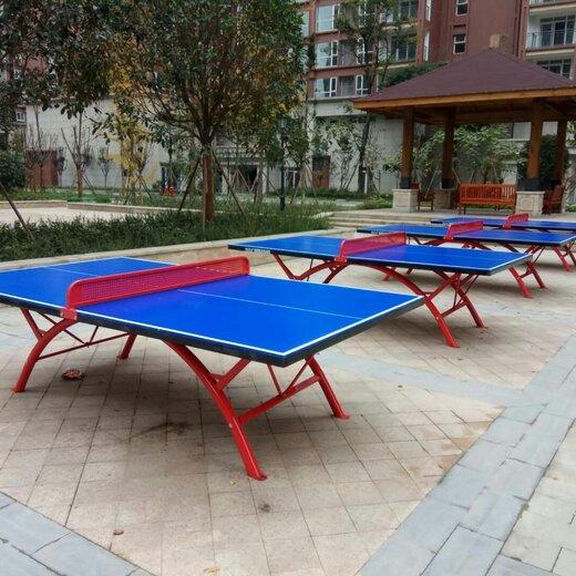 乒乓球台图