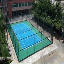 安徽籃球場圍網報價圖片