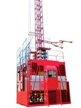 天津施工升降机专业图片
