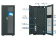 浙江杭州小型一體化綠色模塊化節能智能網絡機服務器房機柜
