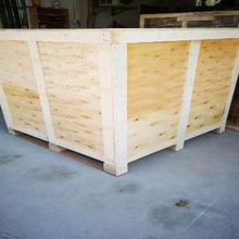 广州定做胶合板木箱供应商图片
