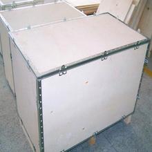 定做安广钢带木箱价格实惠图片